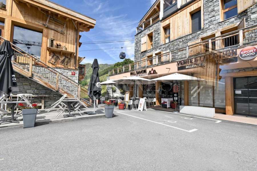Saint-Martin-de-Belleville  - Local commercial 3 Pièces
