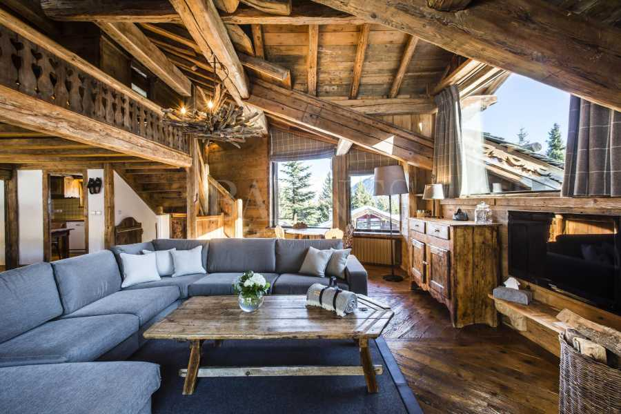 Courchevel  - Chalet  4 Chambres