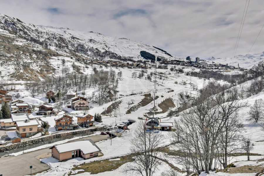 Saint-Martin-de-Belleville  - Chalet
