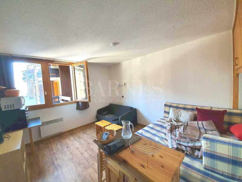 Méribel  - Appartement 1 Pièce