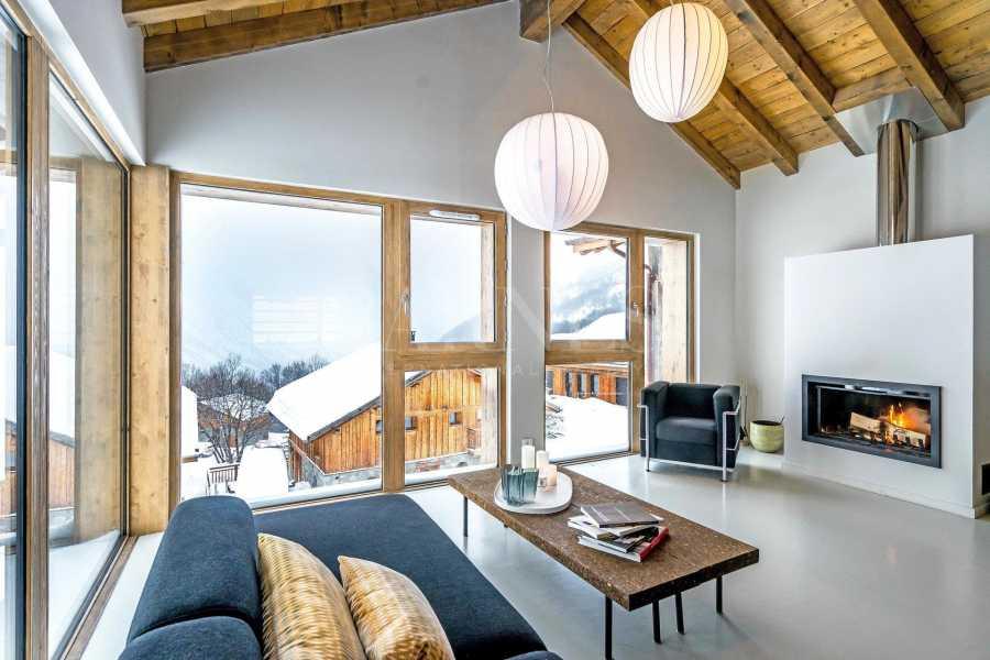 Saint-Martin-de-Belleville  - Appartement