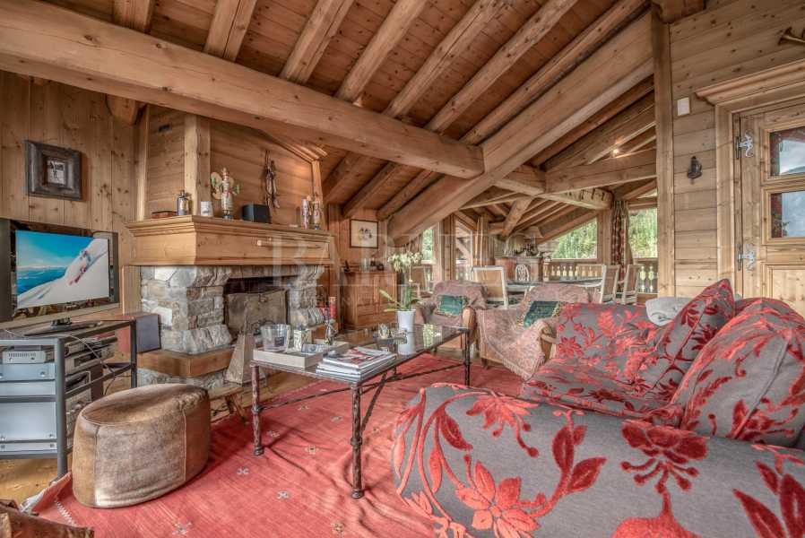 Courchevel  - Chalet 4 Bedrooms