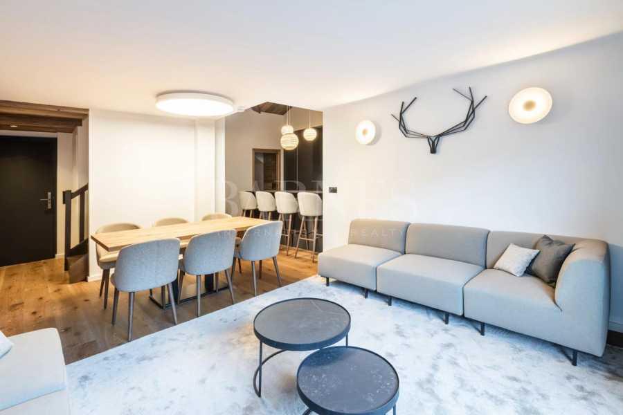 Courchevel  - Appartement 4 Pièces 3 Chambres