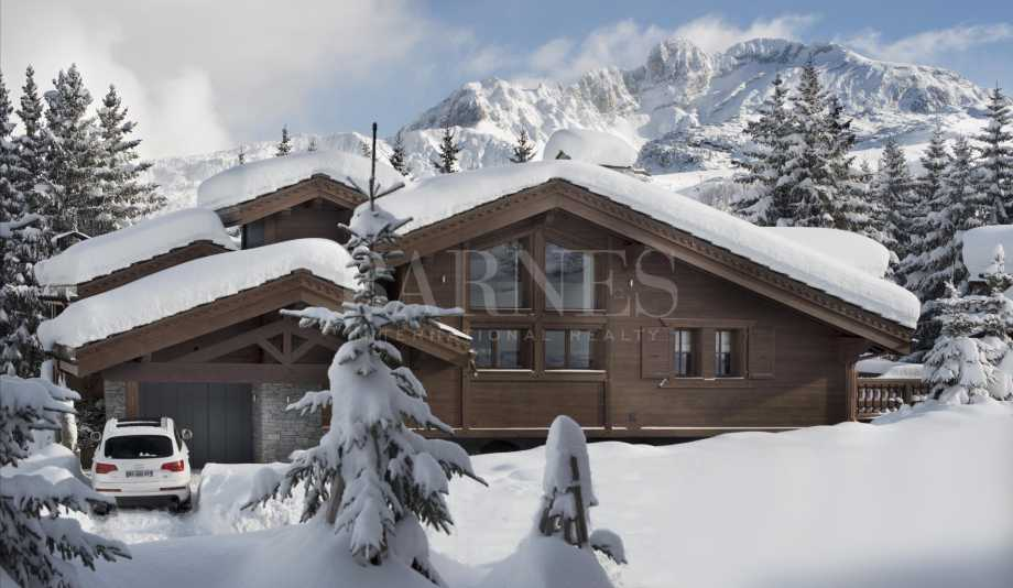 Courchevel  - Chalet  6 Chambres