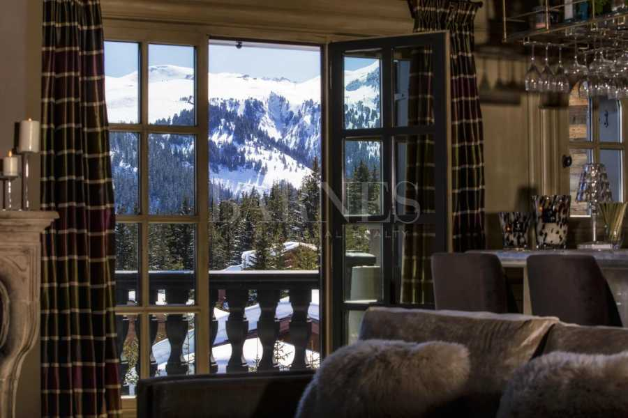 Courchevel  - Chalet 6 Bedrooms