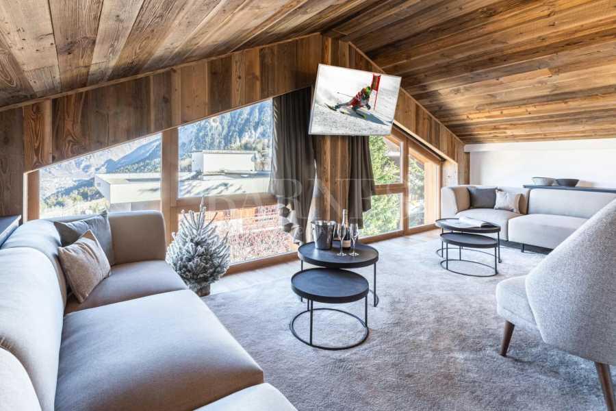 Courchevel  - Appartement 5 Pièces 4 Chambres