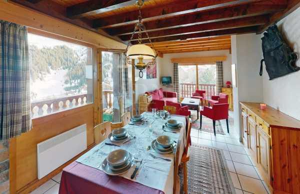 Appartement Méribel  -  ref 4690562 (picture 1)