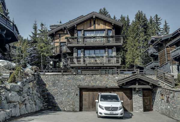 Chalet Courchevel - Ref 3213446