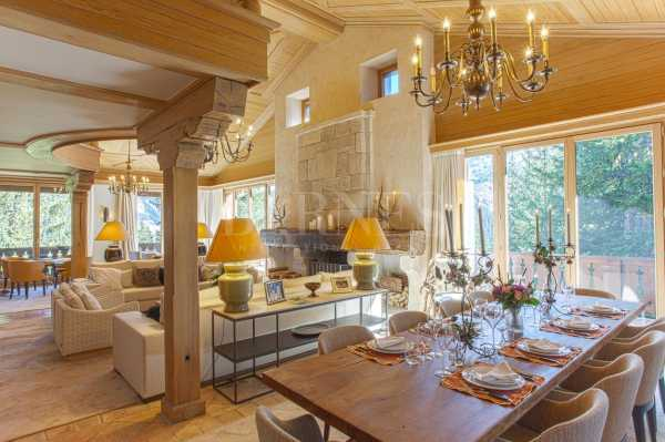 Chalet Courchevel - Ref 3378239