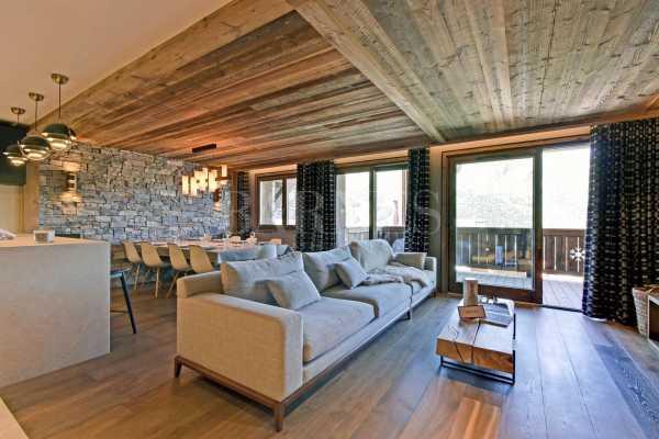 Appartement Méribel  -  ref 5500481 (picture 1)