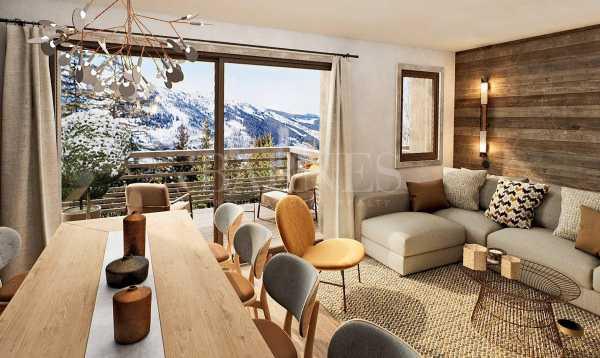 Appartement Méribel  -  ref 3393745 (picture 1)