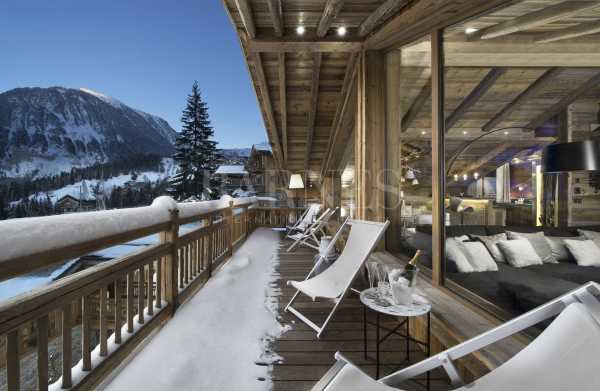 Chalet Courchevel - Ref 4583512