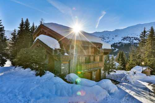 Chalet Méribel  -  ref 697451 (picture 1)
