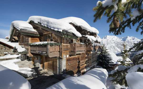 Chalet Courchevel - Ref 3170338