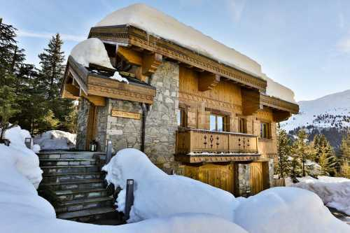 Chalet Méribel  -  ref 697451 (picture 3)