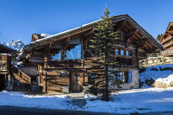Chalet Courchevel - Ref 2114558