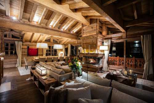 Chalet Courchevel  -  ref 2400498 (picture 2)