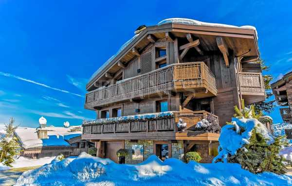 Chalet Courchevel - Ref 5301891