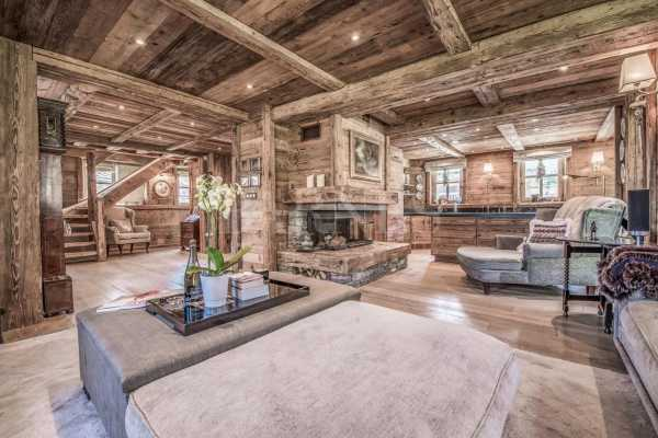 Chalet Courchevel - Ref 5055124