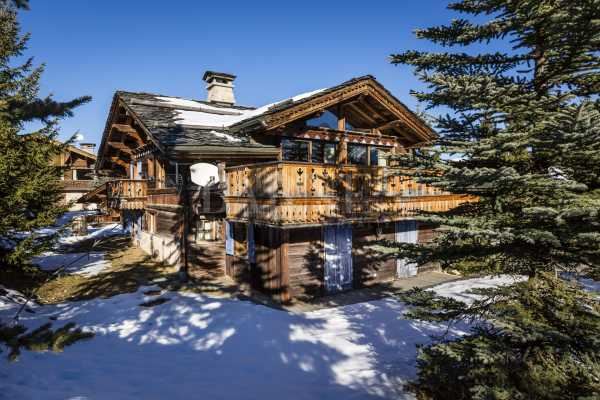Chalet Courchevel - Ref 2114379