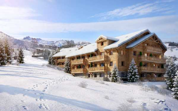 Appartement Les Avanchers-Valmorel  -  ref 6017300 (picture 2)