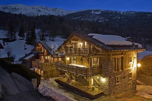 Chalet Méribel  -  ref 697254 (picture 1)