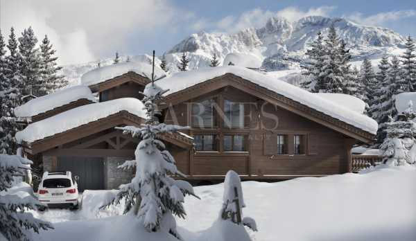 Chalet Courchevel - Ref 2021298