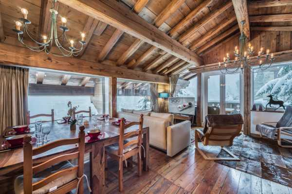 Chalet Courchevel  -  ref 3213295 (picture 2)