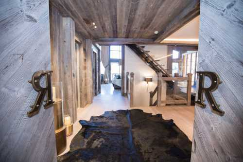 Chalet Courchevel - Ref 2400384