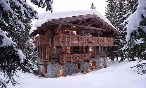 Chalet Courchevel - Ref 2400498