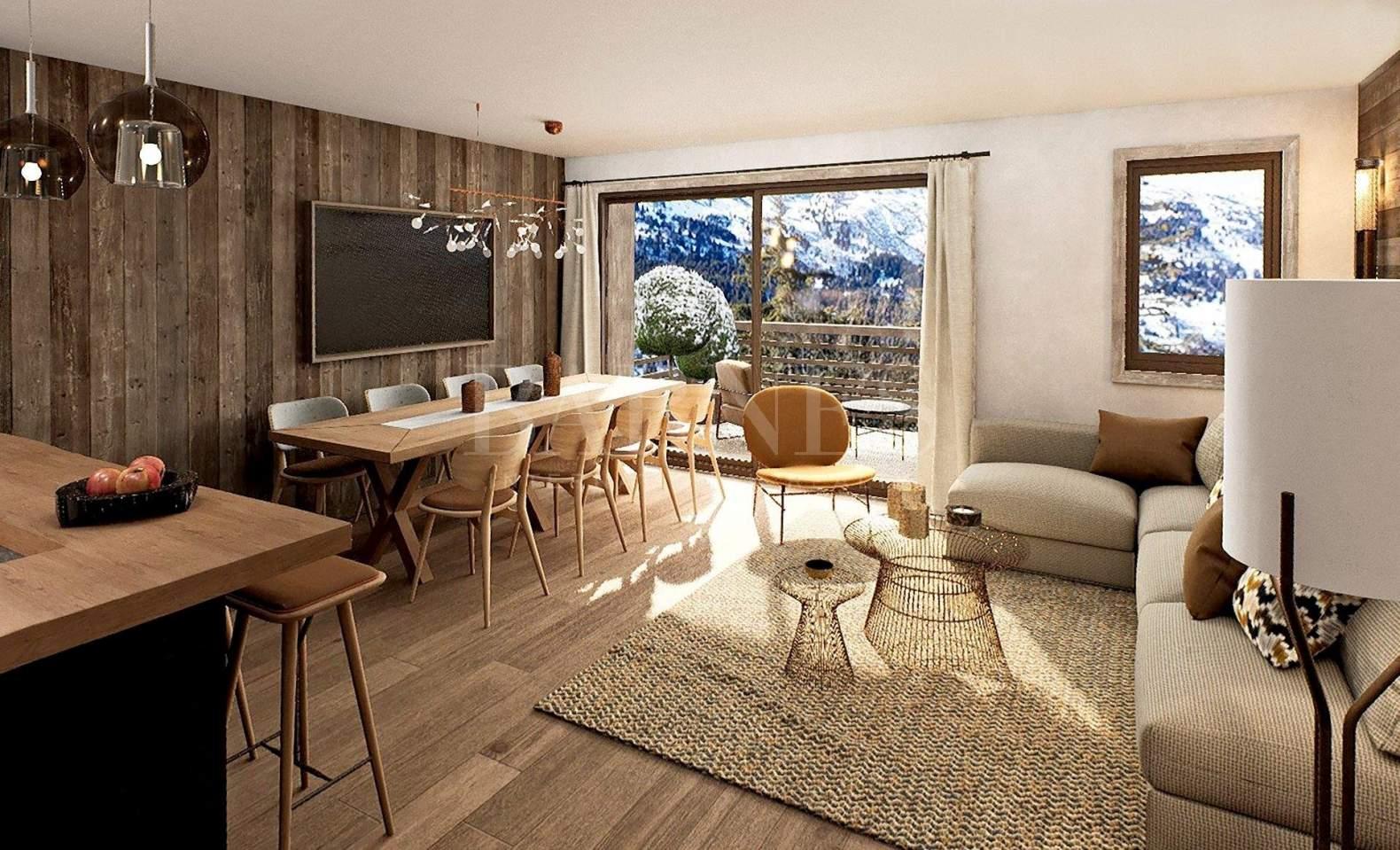 Méribel  - Apartment 3 Bedrooms - picture 3