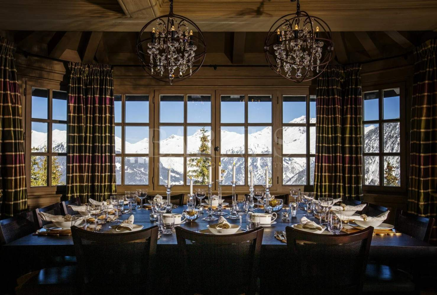 Courchevel  - Chalet 6 Bedrooms - picture 2