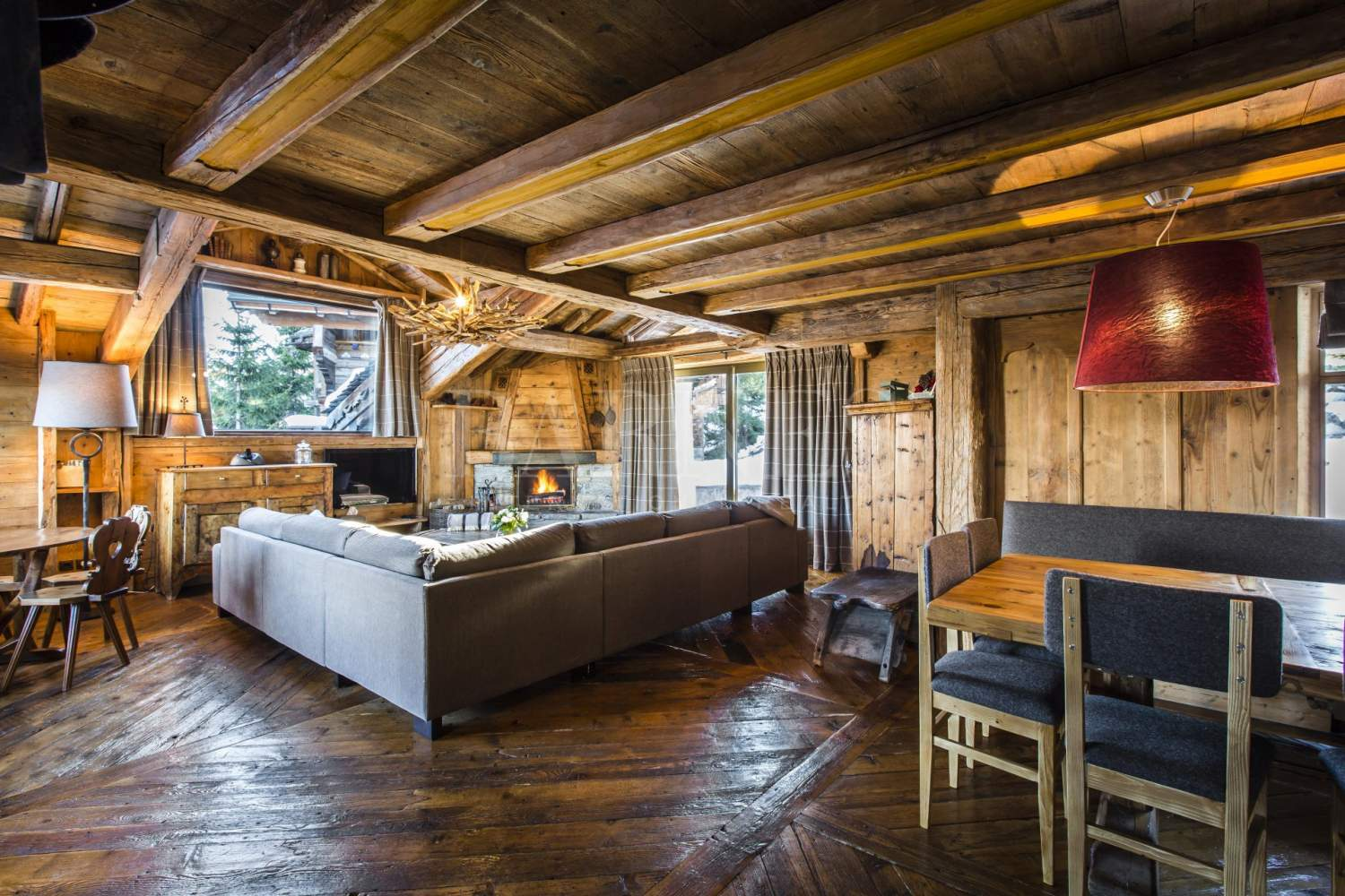 Courchevel  - Chalet  4 Chambres - picture 5