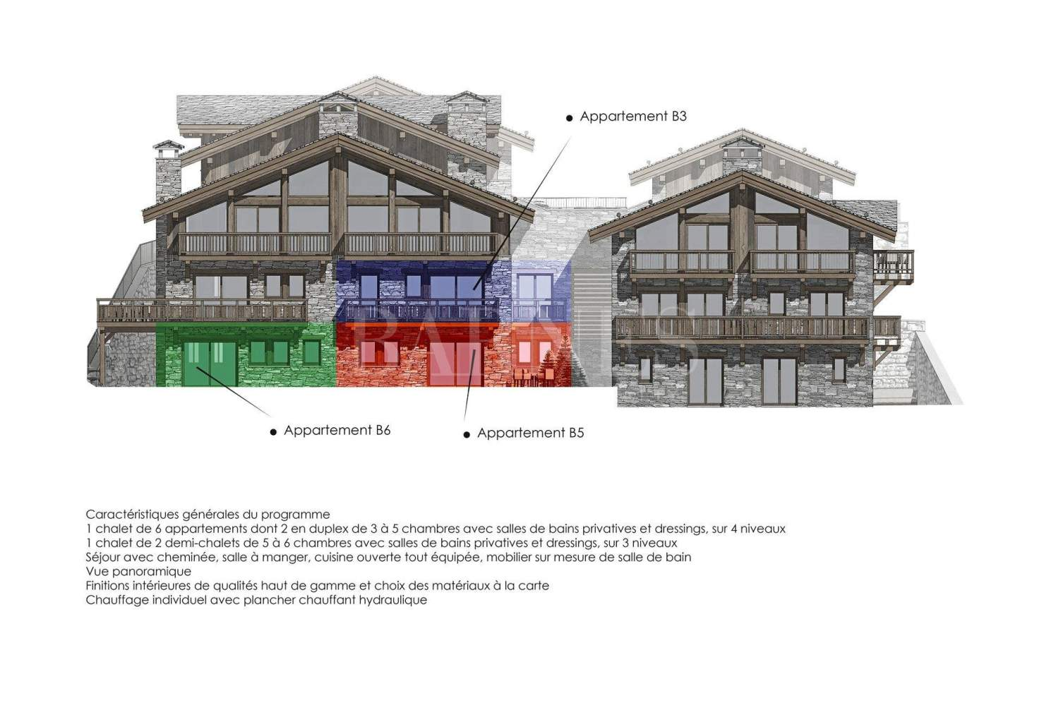 Saint-Martin-de-Belleville  - Apartment  - picture 9