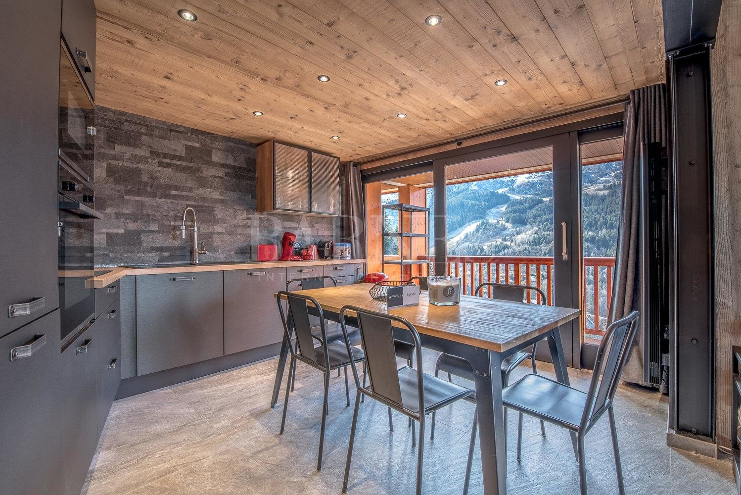 MOREL - Superb apartment close to the center and ski slopes picture 8