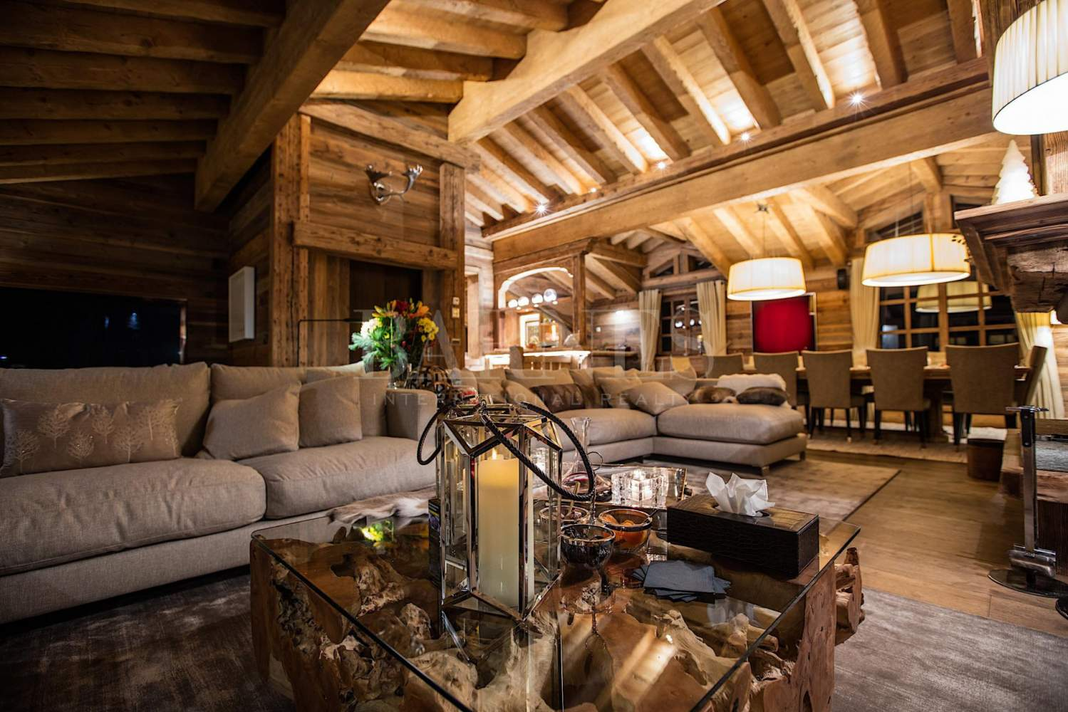 Courchevel  - Chalet  7 Chambres - picture 3