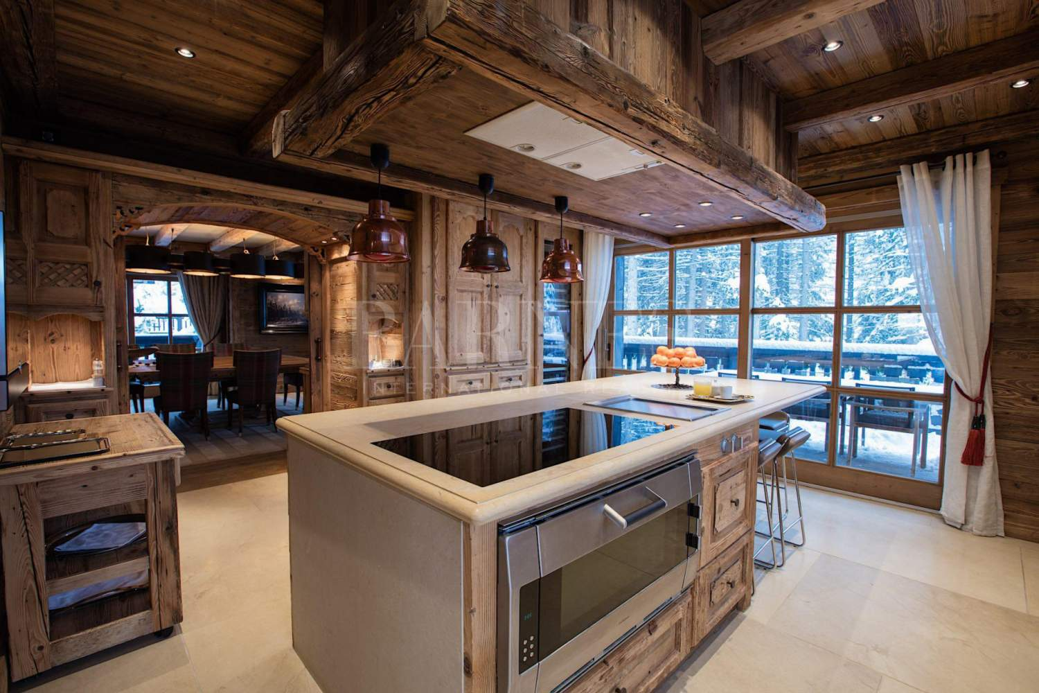 Courchevel  - Chalet  8 Chambres - picture 9