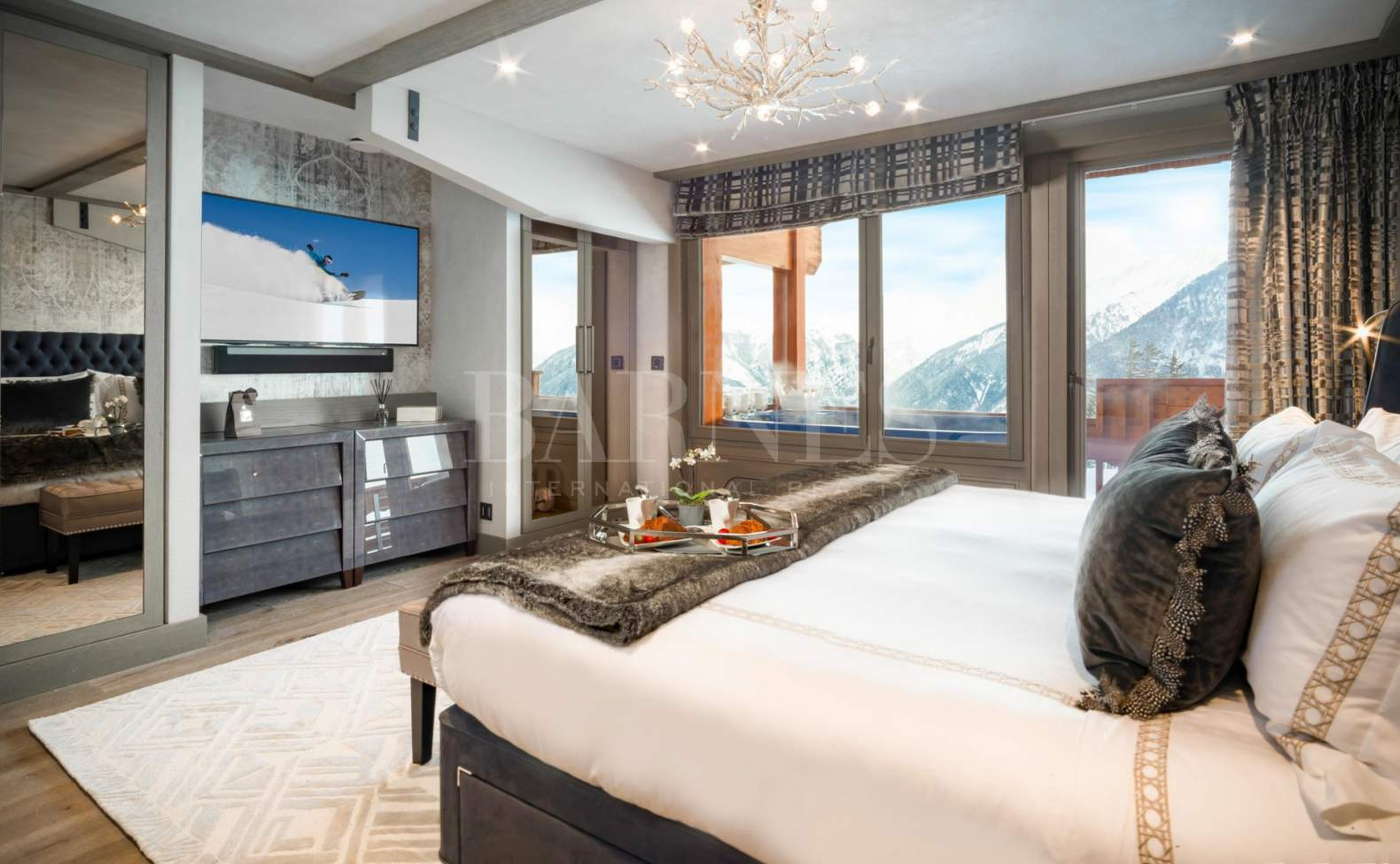 Courchevel  - Apartment 4 Bedrooms - picture 8