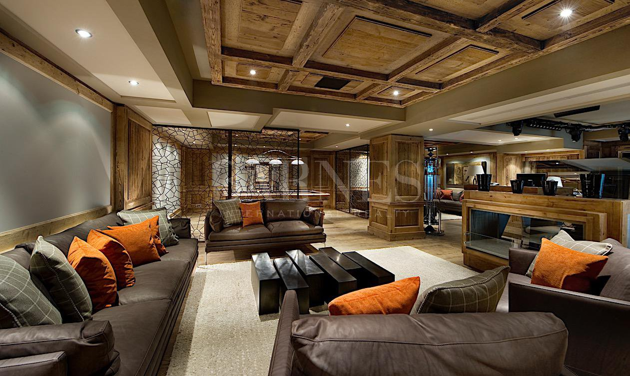 Courchevel  - Chalet  8 Chambres - picture 4