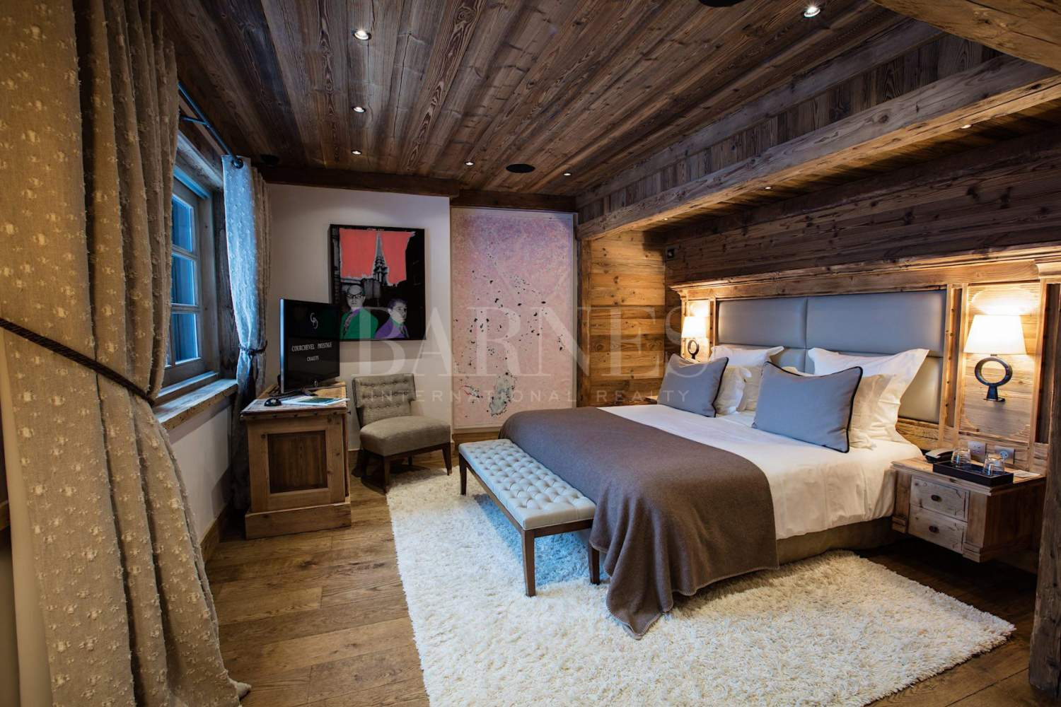 Courchevel  - Chalet  8 Chambres - picture 6
