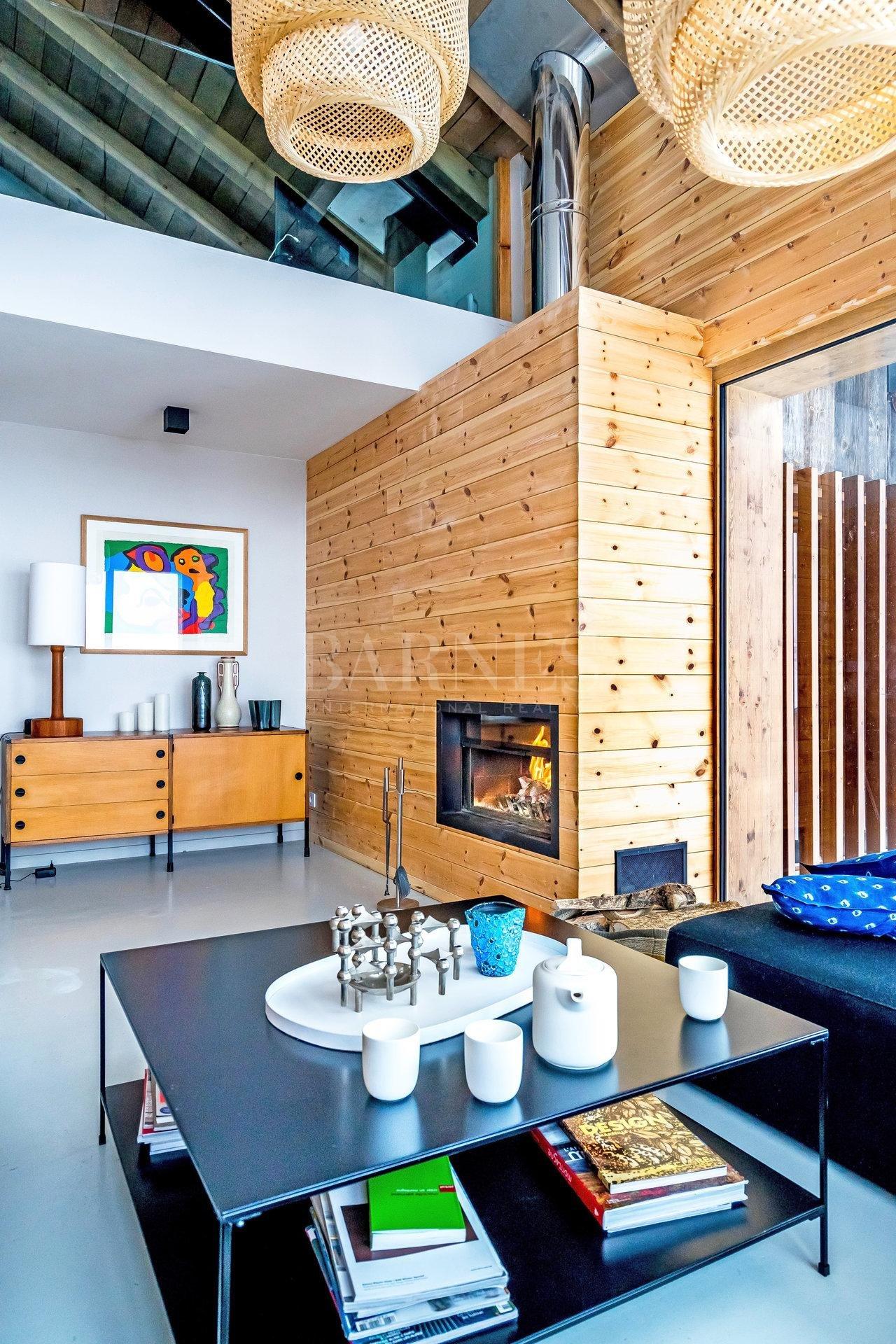 Saint-Martin-de-Belleville  - Appartement  - picture 2