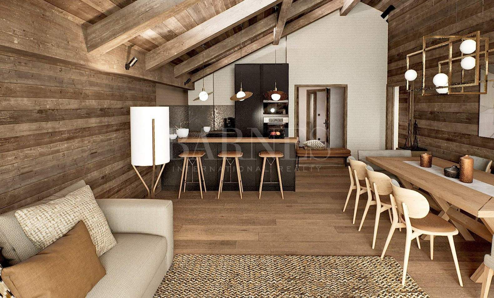Méribel  - Apartment 3 Bedrooms - picture 4