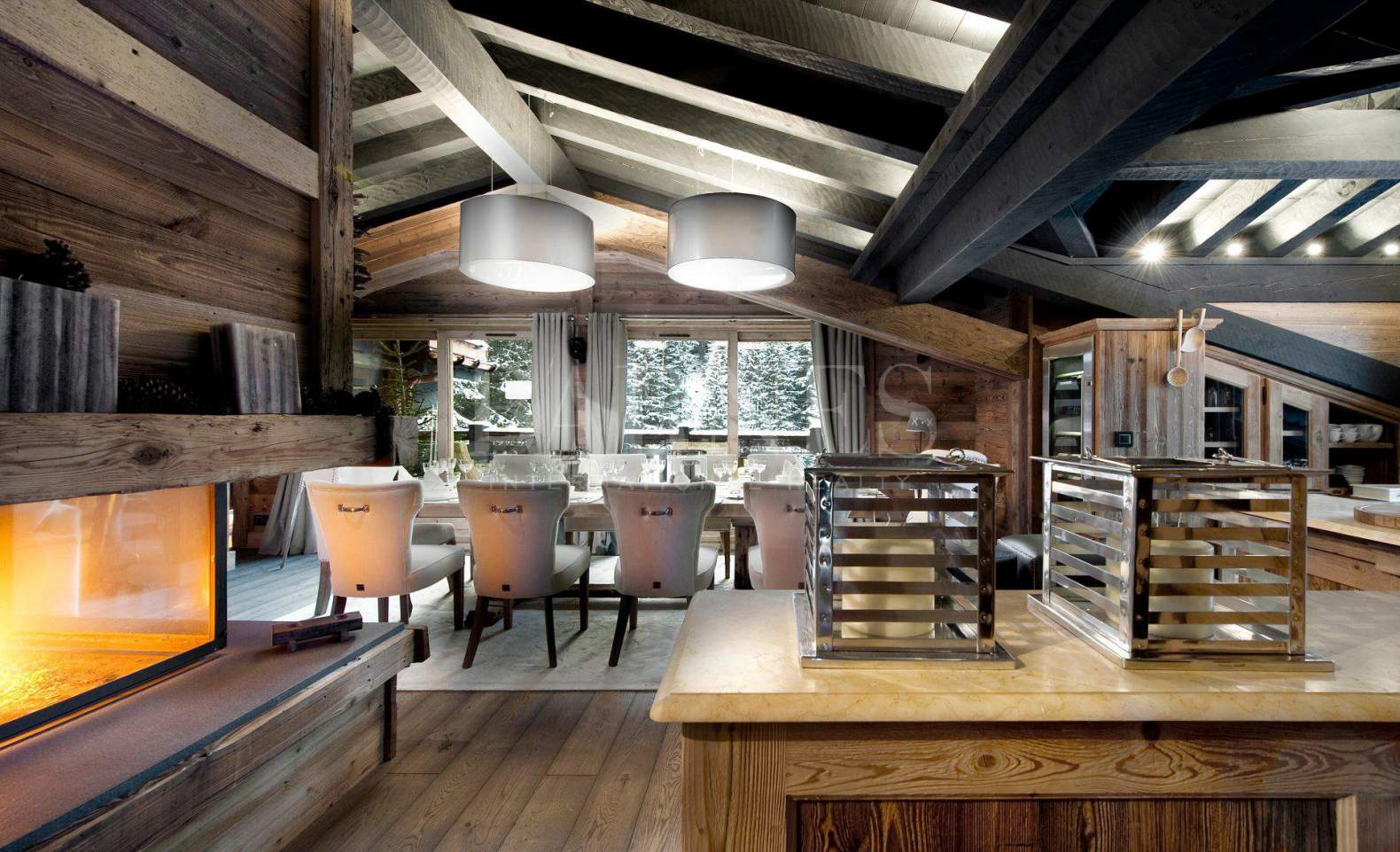 Courchevel  - Chalet  7 Chambres - picture 19