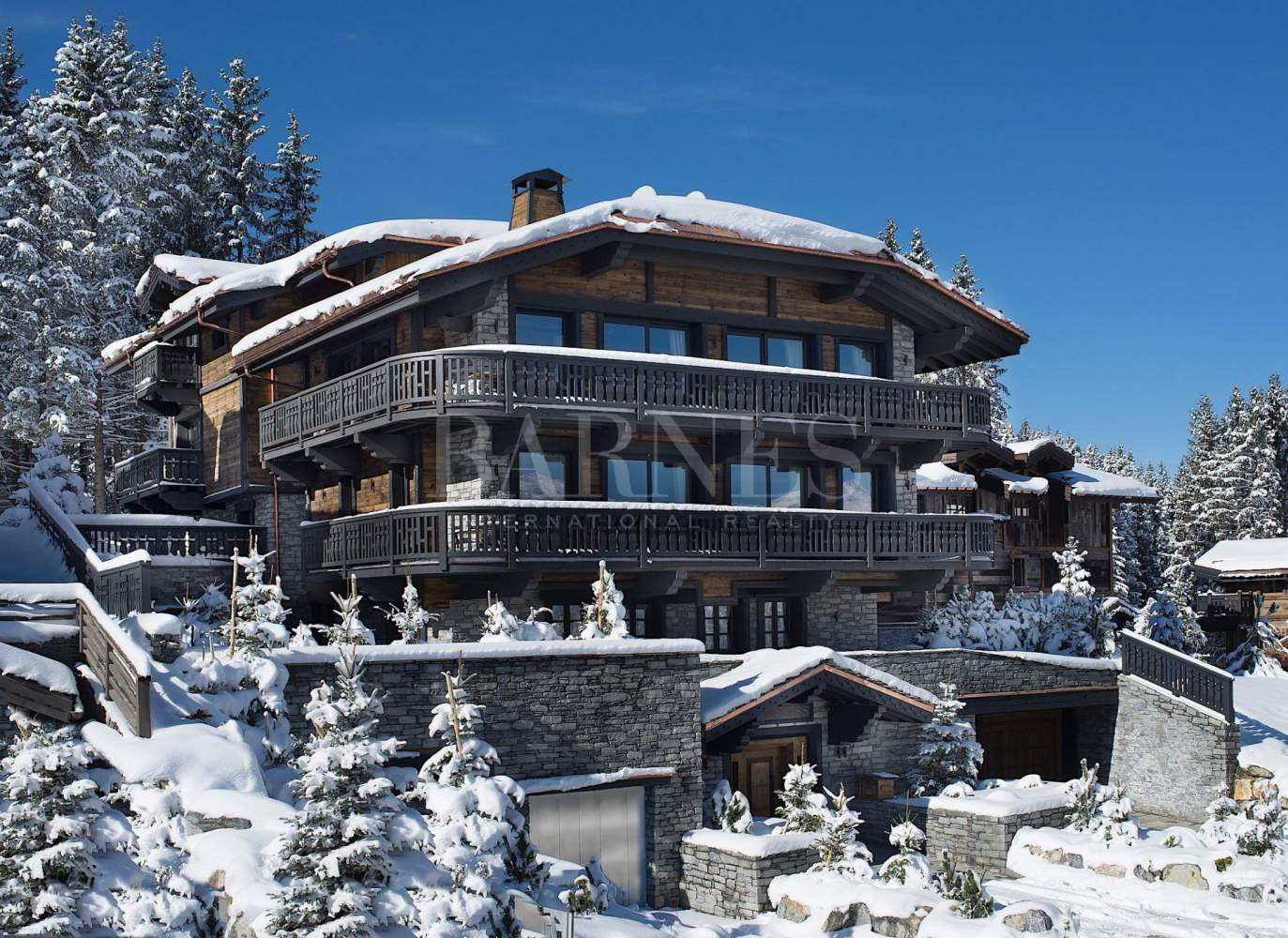 Courchevel  - Chalet  8 Chambres - picture 19