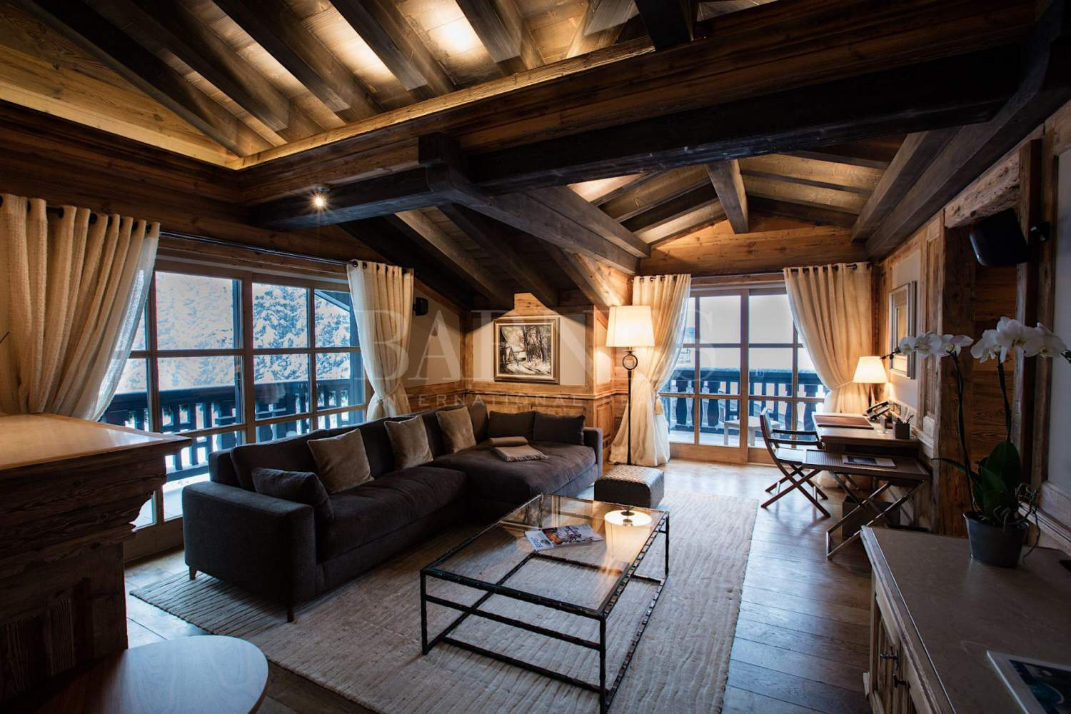 Courchevel  - Chalet  8 Chambres - picture 12