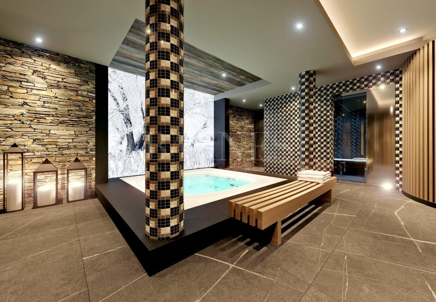 Méribel  - Apartment 3 Bedrooms - picture 15