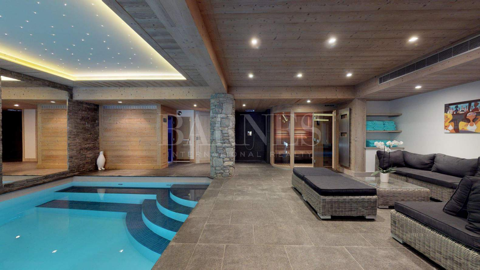 Courchevel  - Chalet  6 Chambres - picture 19