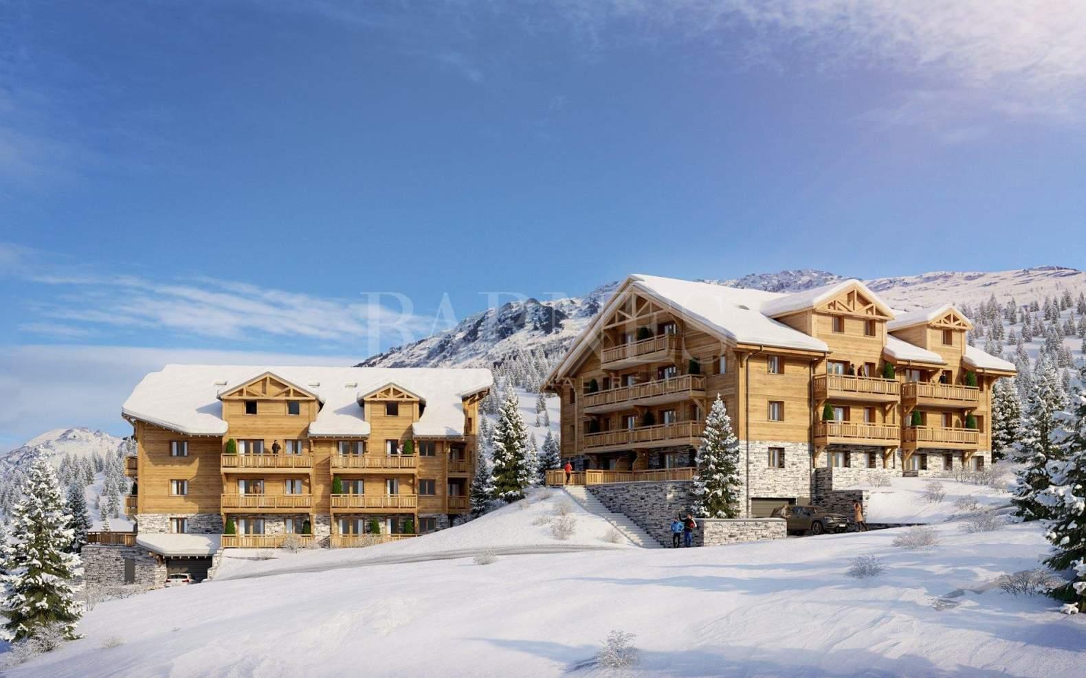 Les Avanchers-Valmorel  - Housing estate  - picture 1