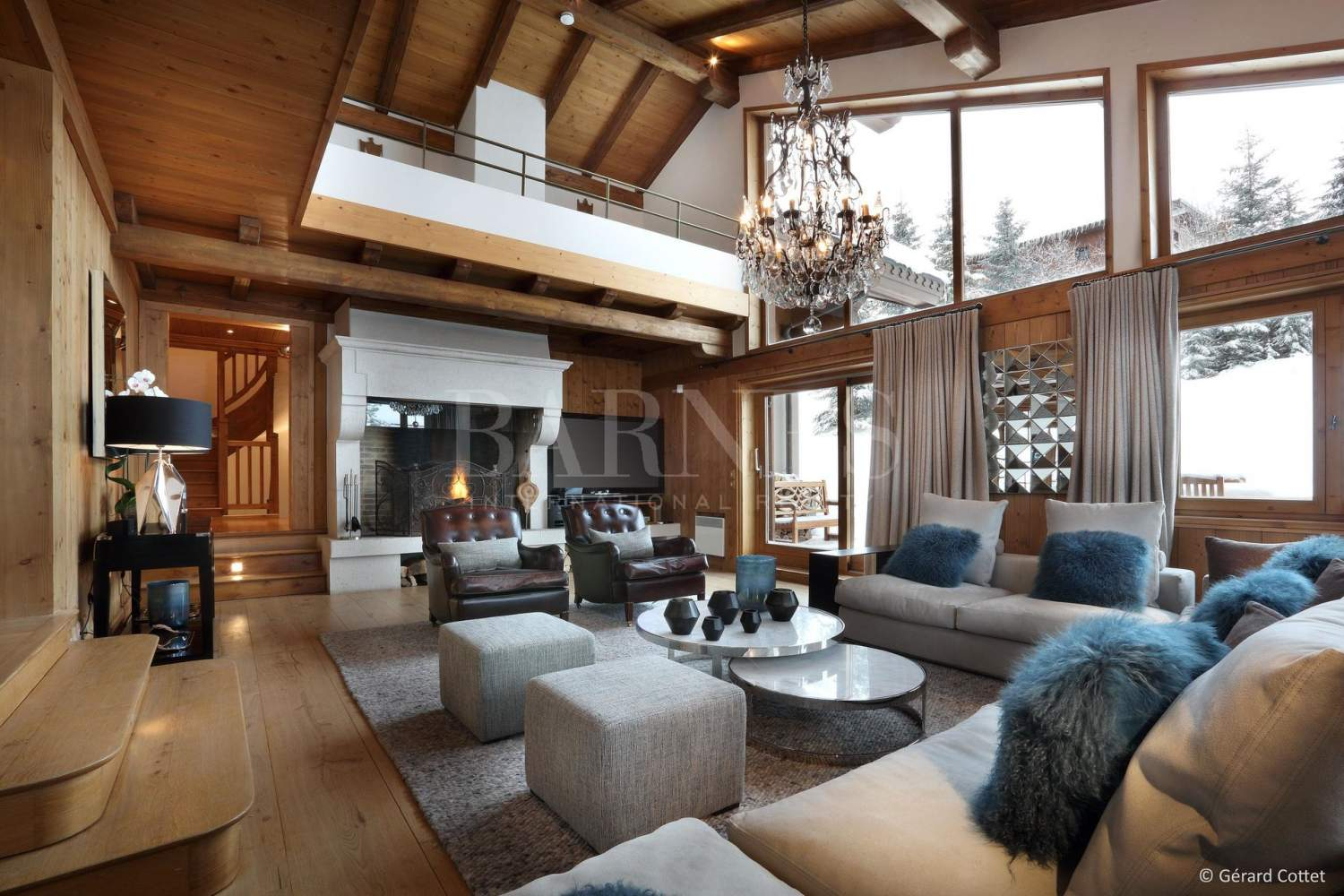 Courchevel  - Chalet  6 Chambres - picture 12