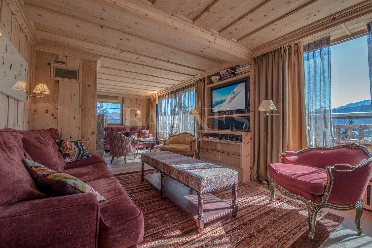 Courchevel  - Apartment 4 Bedrooms - picture 3
